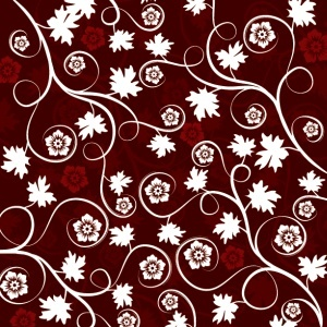 Free Dark Floral Background