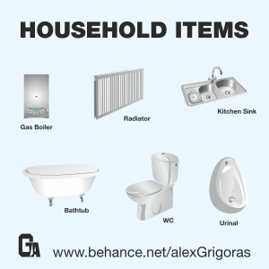 Free Household Items Collection