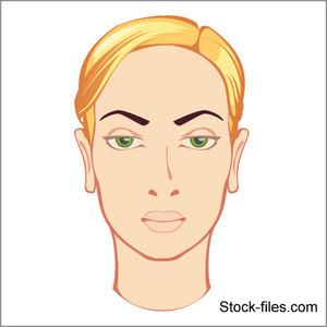 Free Beautiful Face Blonde