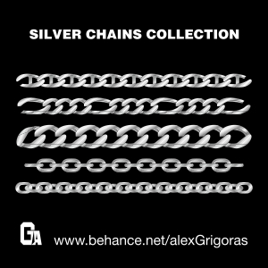 Free Silver Chains