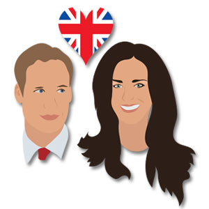 Free William And Kate
