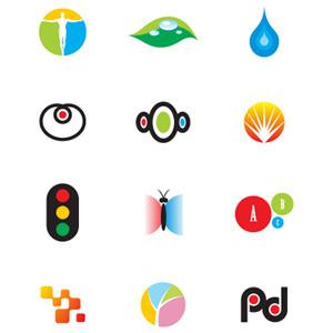 Free Vectors: Set Of Vector Elements | Free Vector Logos