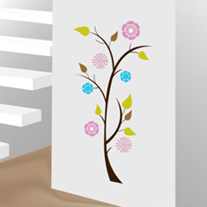 Free Vector Wall Design