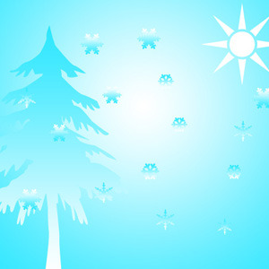 Free Winter Illustration