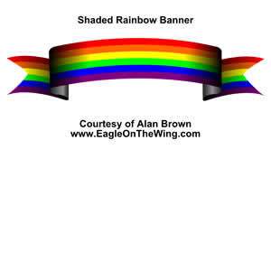 Free Rainbow Banner