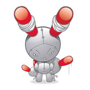 Free Vector Cartoon Character
