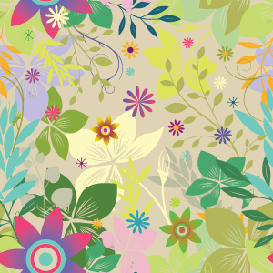 Free Colorful Seamless Pattern Background