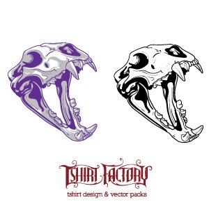 Free Animal Skull 1