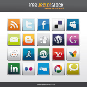 Free Social Icons Pack