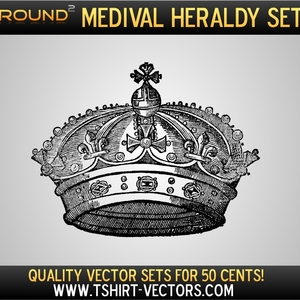 Free Heraldry Sample Set
