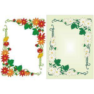Free Art Nouveau Floral Design