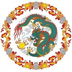 Free Chinese Dragon