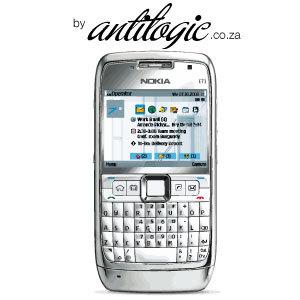 Free Nokia E71 Smart Phone Vector