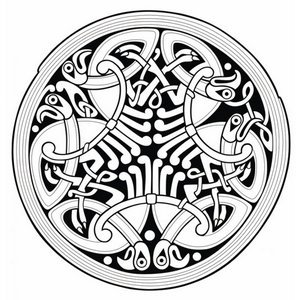 Free Celtic Ornament