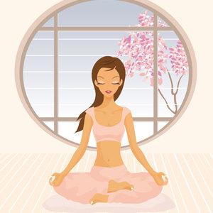 Free Yoga Girl