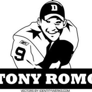Free Tony Romo Vector