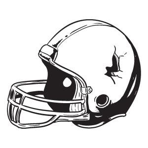Free Football Helmet