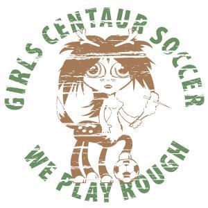 Free Centaur Soccer Tshirt Vector Design