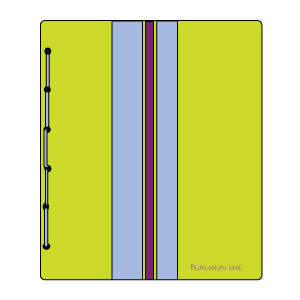 Free Vectors: Blancookies1 Notebook Vector | Blancookies