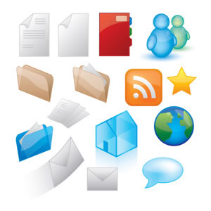 Free Icons Style Vector Graphics