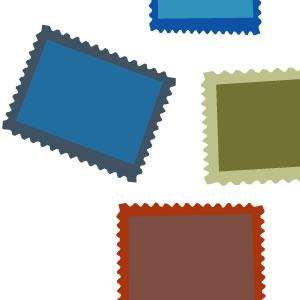 Free Vectors: Stamps | Neil Parnham