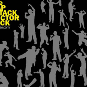 Free The Rap Attack Vector Pack