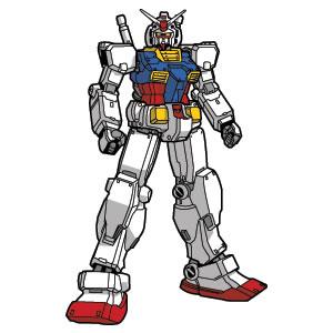 Free Gundam Rx782