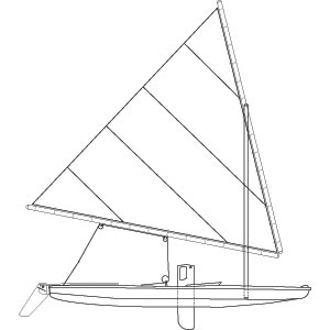 Free Sunfish Sailboat