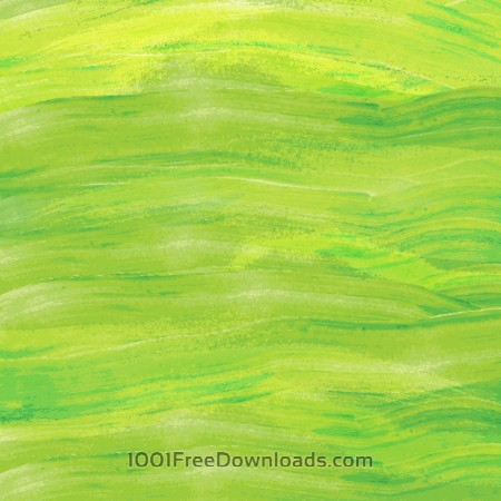 Free Green Watercolor Background