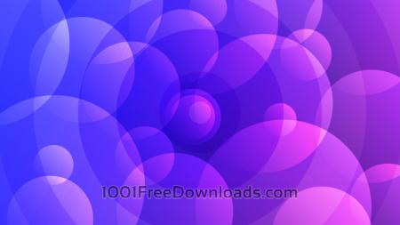 Free Abstract Purple Circles