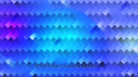 Free Bright Blue Abstraction