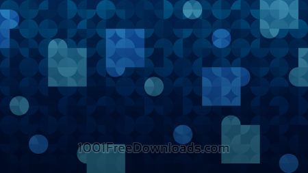 Free Dark Blue Abstraction