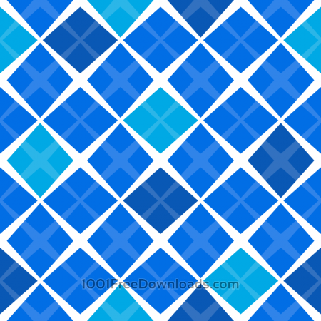 Free Blue Abstract Pattern