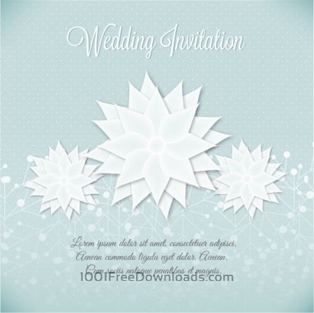 Free Wedding vector illustration