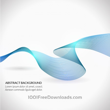 Free Wave vector illustration