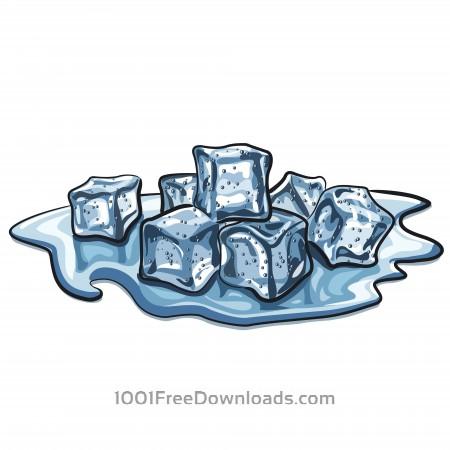 Free Ice Cubes