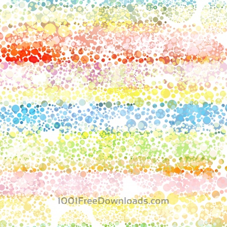 Free abstract colorful bubble texture background