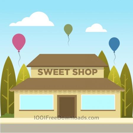 Free Sweet Shop