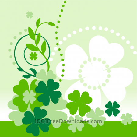 Free Clover composition