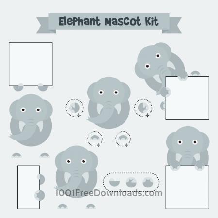 Free Elephant mascot