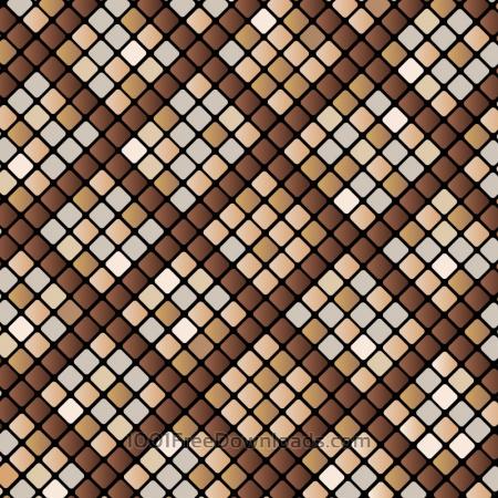 Free Python Snake Skin Pattern