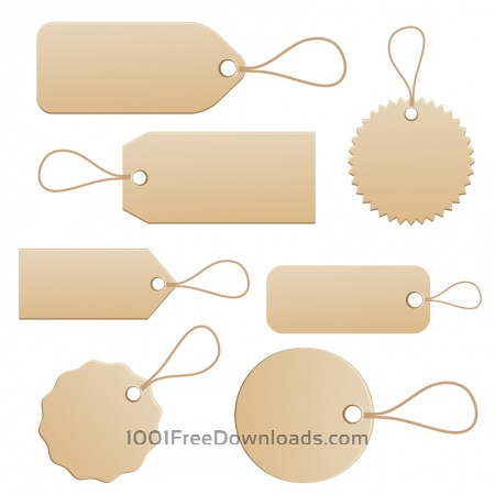 Free Paper Price Tags