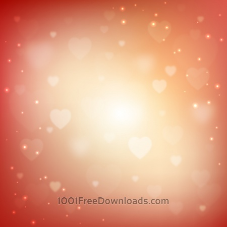 Free Shiny love background