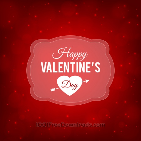 Free Valentine's Day Background