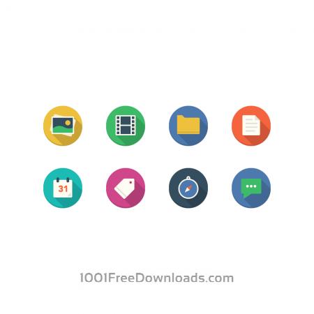 Free Filo Icons - Mini Set 1