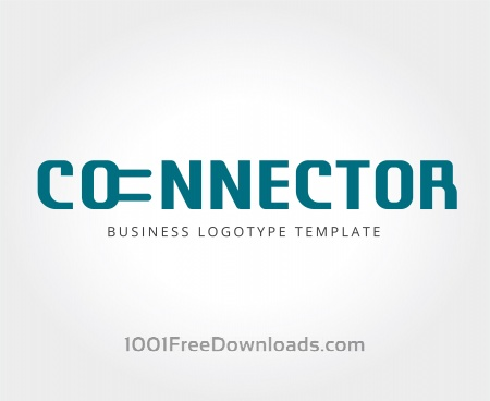 Free Abstract vector logo template for branding and design