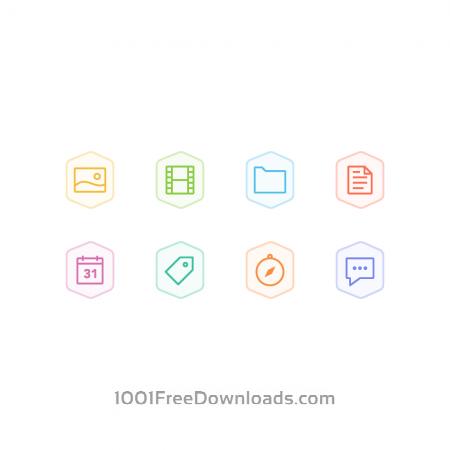 Free Bertie Icons - Mini Set 1