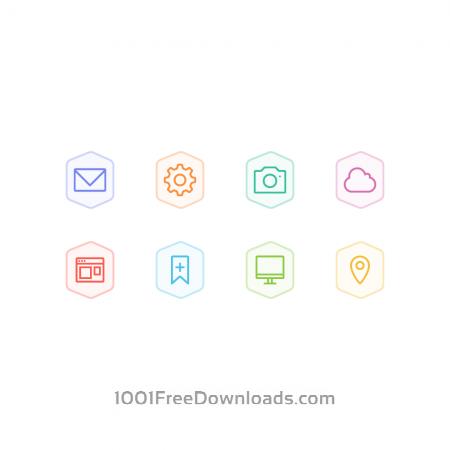 Free Bertie Icons - Mini Set 2