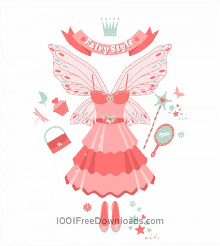 Free Fairy set.