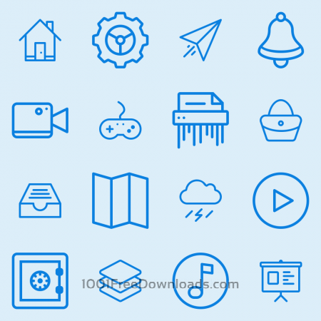 Free Lynny Icons - Full